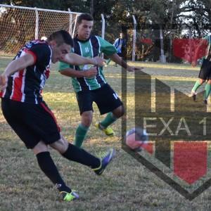 deportes San Martin venció 3 a 2 a Exa