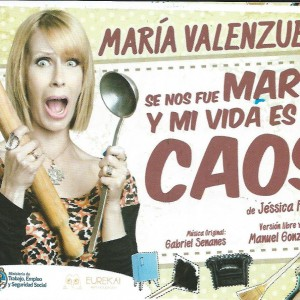 María Valenzuela en Oberá