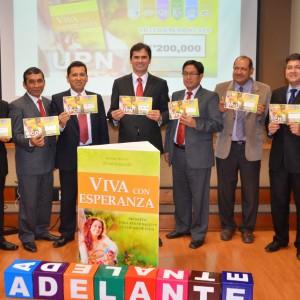 """Semana-de-la-salud-""""Viva-con-Esperanza""""-impactará-en-el-2015-el-norte-del-Perú"""