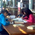 Horario habitual en la Biblioteca Sarmiento desde el 15 de febrero