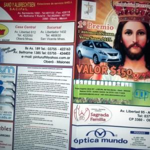 Bono Cristo Rey