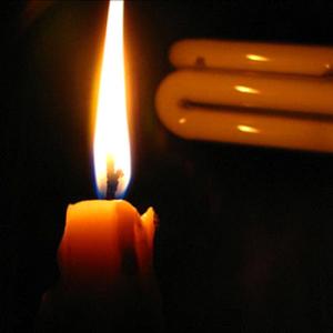 Corte de luz afecta a diversos sectores de Santiago Centro