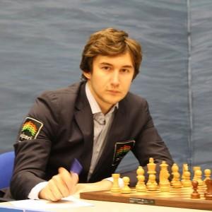 Sergey Karjakin – foto: Kamalova