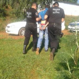 Detenido Campo Viera 24