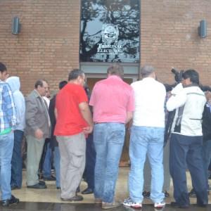 inicio del reclamo en el tribunal electoral