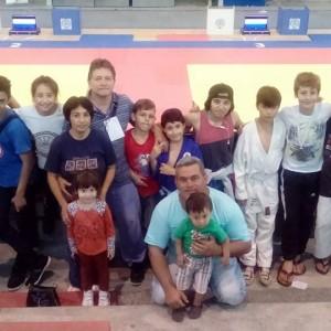 Escuela de Judo Comunitario