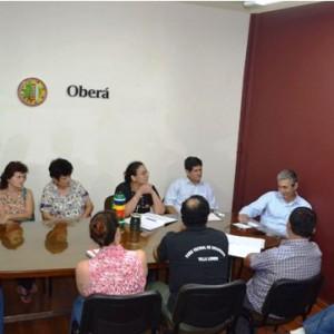 Reunión con foros de seguridad (2)