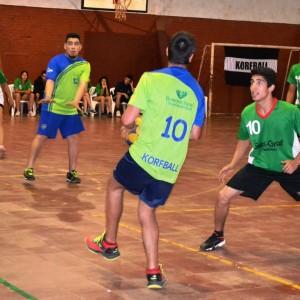 deportes escuela de korfball municipal