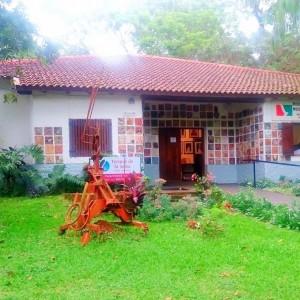 Museo Historico y de Ciencias Naturales, Parque de Las Naciones
