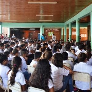 Charla Dengue en Escuelas de San Miguel (2)