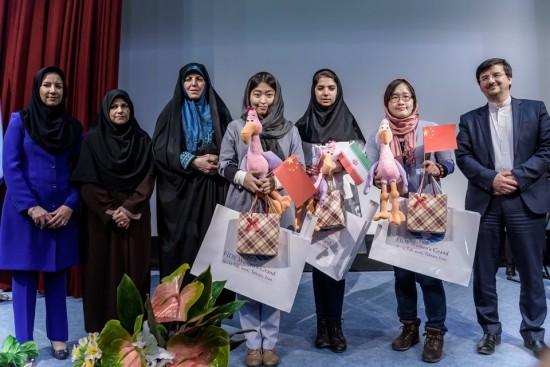 La premiación del torneo. Foto: Alina L'ami, sitio oficial