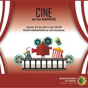 De los cines a los barrios