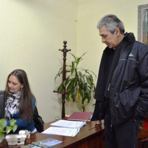 Entrega de Informe al Concejo Deliberante