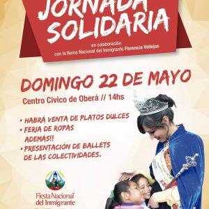 Evento solidario - Florencia Vallejos