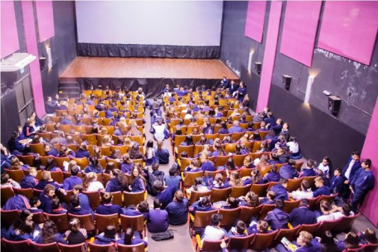 Instituto concordia en el Cine