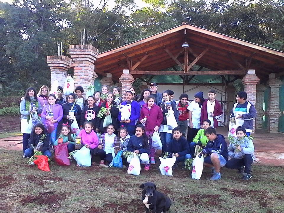 Actividades conmemorando el d a del medio ambiente en el for Actividades jardin botanico