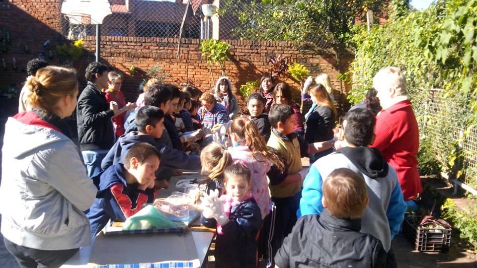 Actividades conmemorando el d a del medio ambiente en el for Actividades jardin botanico 2016