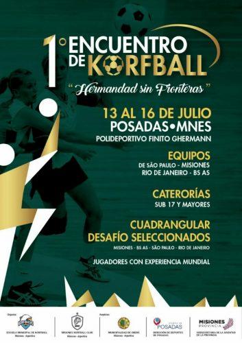 1° Encuentro de Korfball