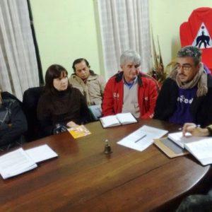 Municipalidad con Federación de colectividades (1)