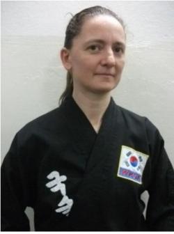 JKN Carolina Ostrorog Instructora de Kuk Sool Won Id: A-20.456