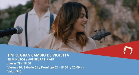 Película Violetta