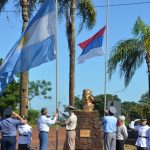 Celebración por el Día de la Bandera de Misiones