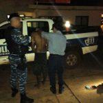 """En un amplio operativo la Policía detuvo a """"Cafu"""" por un robo calificado en Oberá"""