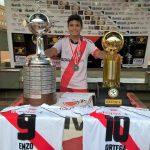 Hoy Martes Exhibirán las Copas de River Plate con Fines Solidarios en Campo Viera
