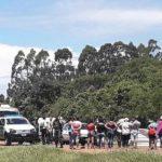 Informe actualizado de los cortes en diferentes lugares de la provincia