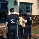 Con la colaboración de vecinos la Policía detuvo a un joven por el robo de un celular