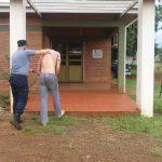 La policía  secuestró una escopeta robada y detuvo al presunto autor en Ameghino