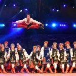 Inicio de actividades del ballet Barvinok