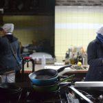 Decomiso de alimentos en mal estado y clausura de comercios