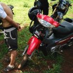 Circulaba con una moto robada, intentó darse a la fuga, y fue detenido por el Comando Radioeléctrico