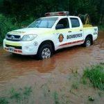 Embarazada fue auxiliada por los bomberos: el camino impedía que ingrese una ambulancia