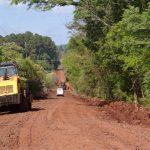 Arreglos de caminos terrados