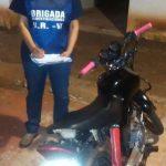 Recuperaron una moto que había sido robada en Campo Ramón