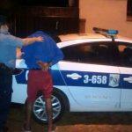 Joven intentó ingresar a una casa a robar y fue detenido