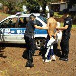 Quiso robar en una casa y fue detenido por el Comando Radioeléctrico