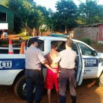 La Policía detuvo  a un  joven con frondoso prontuario y secuestró elementos robados en Oberá