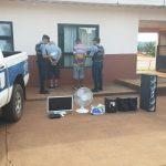 La Policía detuvo a un hombre y secuestró elementos robados en Oberá