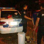 La Policía detuvo a un joven por robo y secuestró varios elementos