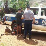 La Policía demoró a un menor y recuperó elementos robados en una obra en Oberá