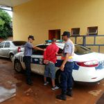 Presunto autor del  arrebato de un celular en la vía pública fue detenido