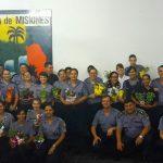 La Unidad Regional II agasajó a las mujeres policías