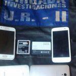 Secuestran celulares  robados que habrían sido comercializados por un peligroso sujeto detenido ayer