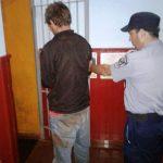 La Policía detuvo a un prófugo de la Unidad Penal II