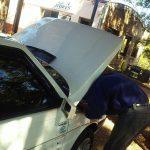 La Policía secuestró un vehículo con adulteraciones en Oberá
