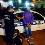 """El Comando detuvo, otra vez,  a """"Paraguay"""" y secuestró elementos robados"""