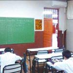 Por el esfuerzo de padres y docentes, las aulas tienen aire acondicionado